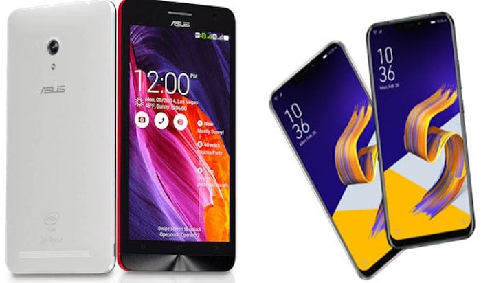 Between one ZenFone 5 and another, has Asus lost its phone Zen?