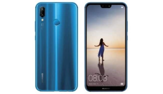 Meet Huawei Nova 3e, the Latest Smartphone to Feature an iPhone X Like Notch