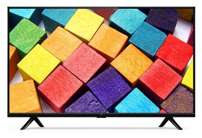 Xiaomi Mi TV 4A 32-inch and 43-inch Launched in India