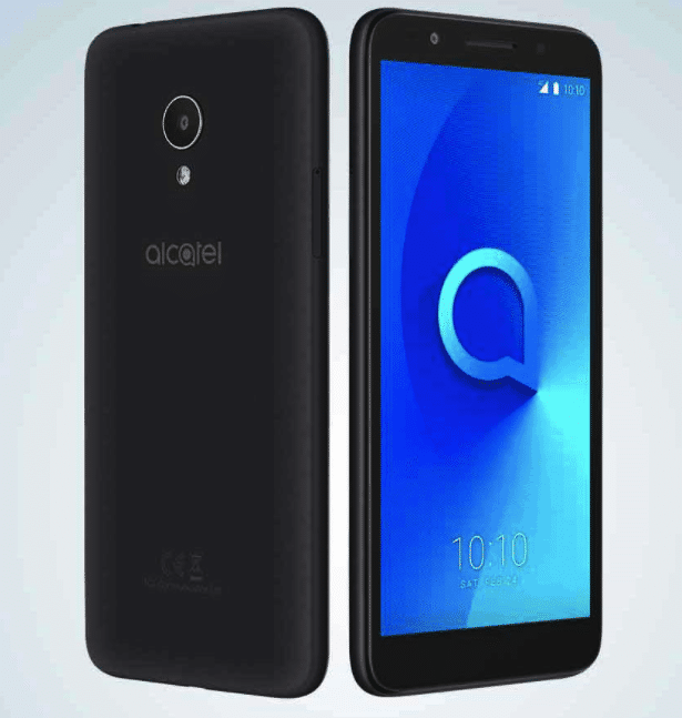 Android Oreo (Go Edition) Powered Alcatel 1x Announced in India