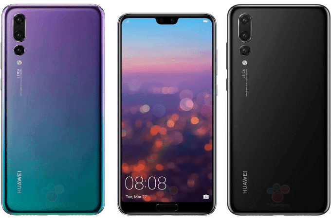 The Huawei P20 is Coming to India, Darlings?