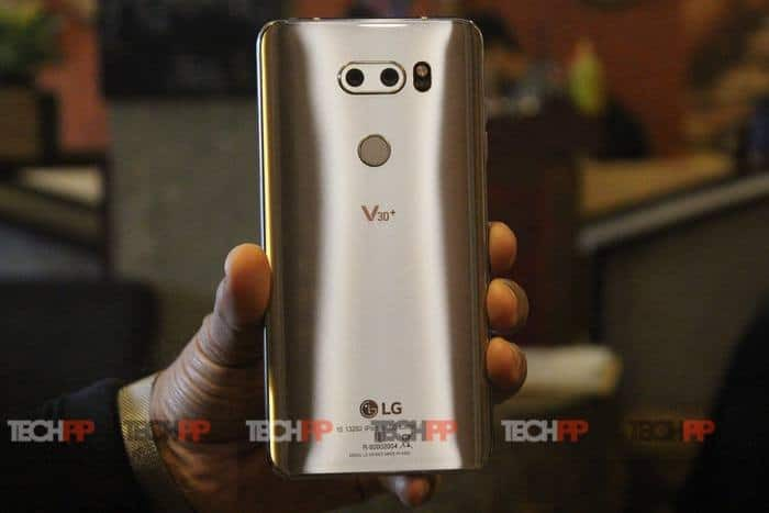 LG V30+ Review: The phone that's almost there