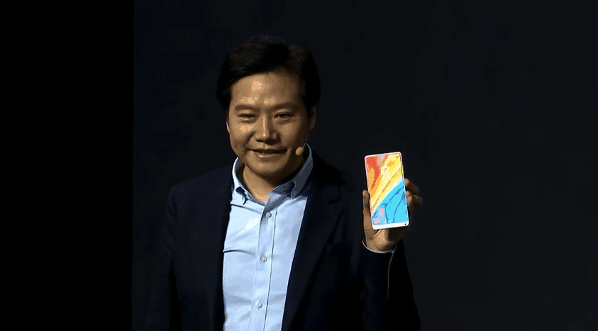 Xiaomi Mi Mix 2S with Snapdragon 845 and Wireless Charging Support Launched in China