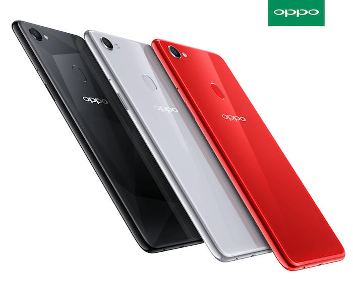 Oppo F7 with a Notch-Equipped Display and 25-Megapixel Selfie Camera Goes Official in India