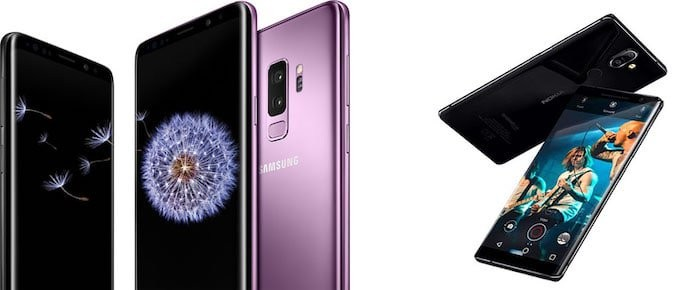 Samsung Galaxy S9+ vs Nokia 8 Sirocco: Can a breeze rattle a Galaxy?