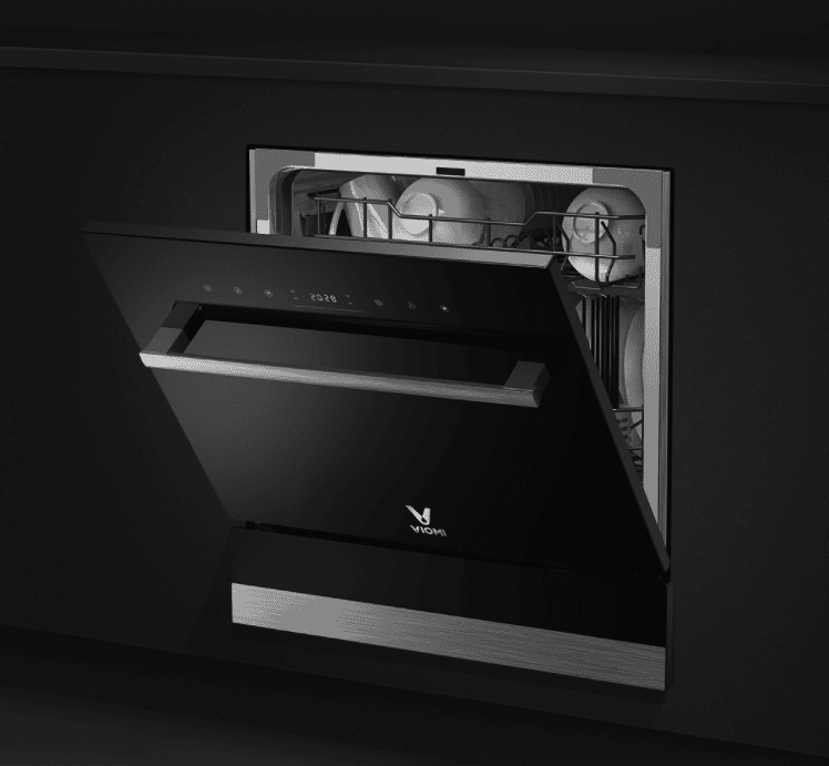 Xiaomi Backed Yumni Smart Dishwasher is Priced at $395