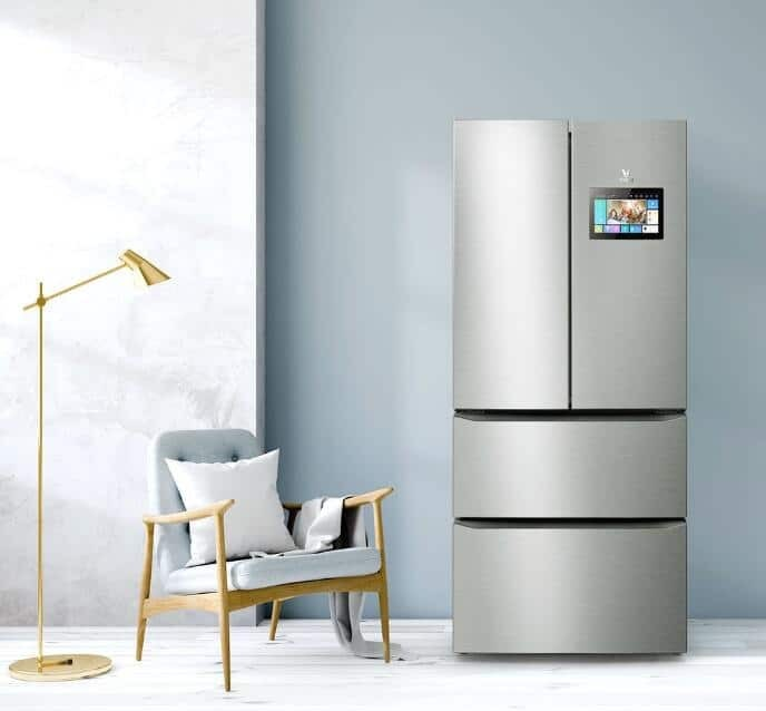 Xiaomi backed Yumni Launches a Smart French Door Refrigerator with 10.1-inch Screen