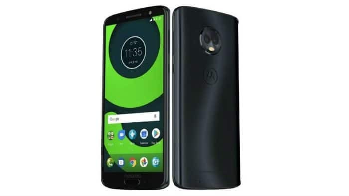 Motorola Debuts Moto G6, Moto G6 Plus and Moto G6 Play Starting at $149