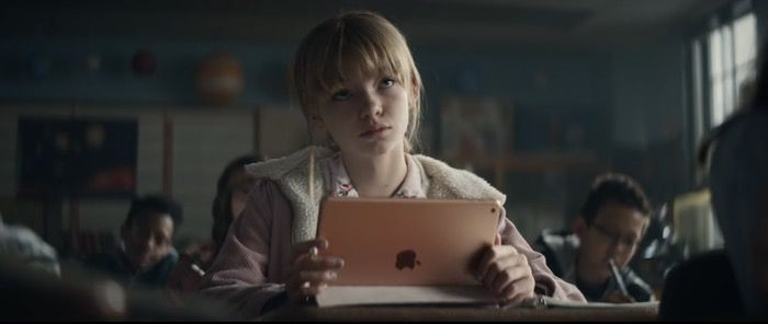 [Tech Ad-Ons] Apple iPad ad: Them Homework Feels… Not!