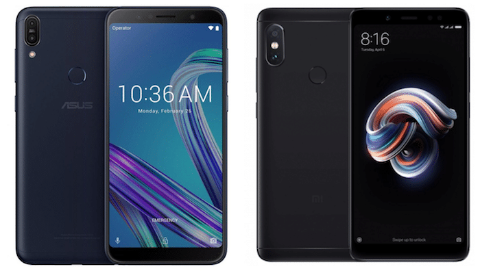 Asus Zenfone Max Pro M1 vs Xiaomi Redmi Note 5 Pro: What's Different?