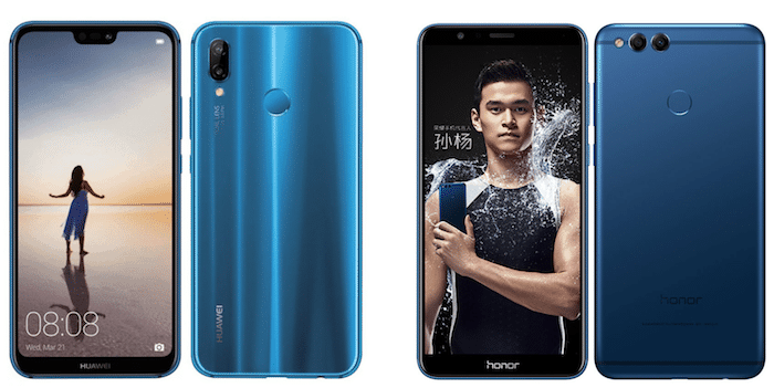 Huawei P20 Lite vs Honor 7X: Yet Another Family Feud