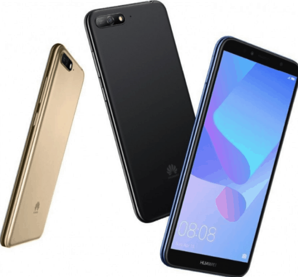 Huawei Y6(2018) with 5.7-inch Display and Face Unlock Feature Announced