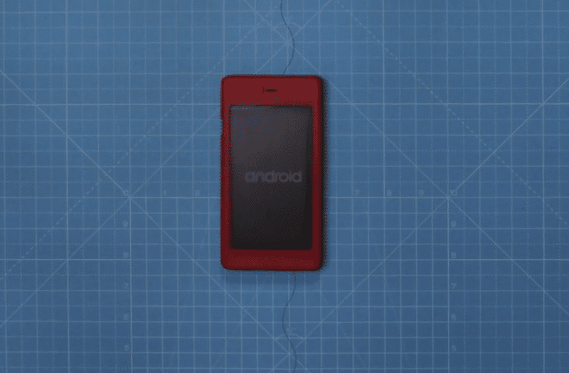 KitePhone is a SmartPhone That you Can Build Like Lego