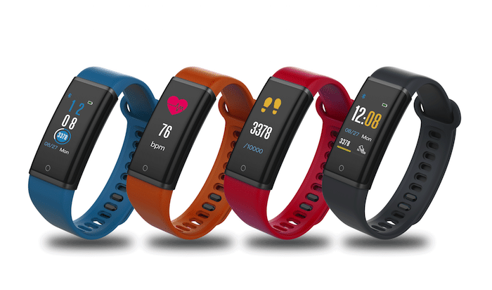 Lenovo Introduces new HX03F Spectra and HX03 Cardio Fitness Bands in India