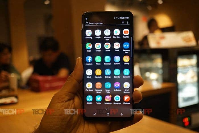 samsung galaxy s9 review 7