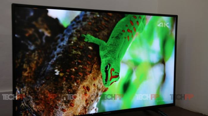 thomson 43 4k tv review 2