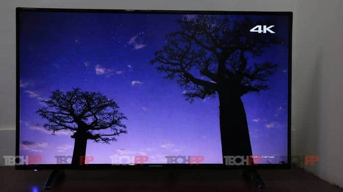 [First Cut] Thomson 43-inch 4K UHD Smart TV: A Taste of Kodak