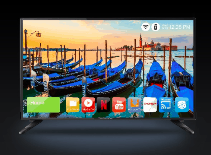 Thomson Marks its Comeback in India with a 43-inch UHD 4K TV Priced at Rs 27,999
