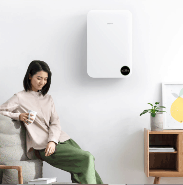 Xiaomi Backed Smartmi Fresh Air is a $237 Oxygen Burst Air Purifier