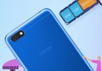 Honor 7 Play with 5.45-inch 18:9 Display and 3020mAh Battery Launched at Just $94