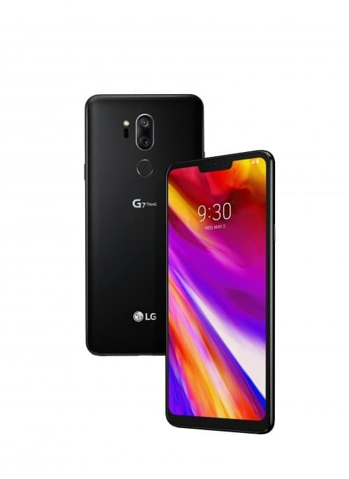 LG G7 ThinQ Launched with Snapdragon 845 and Dedicated Button for Google Assistant