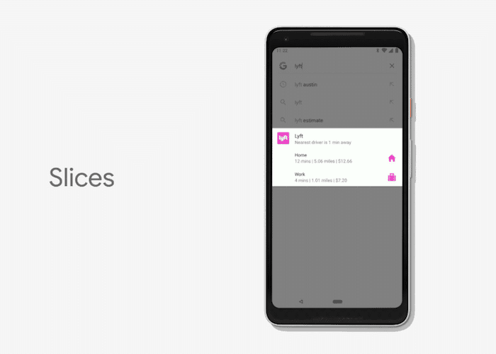 Understanding the Difference Between Actions and Slices on Android P