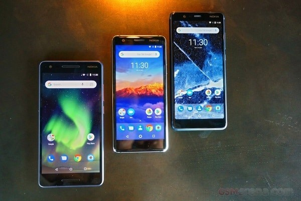 Nokia Unveils its Next Set of Budget Offerings - Nokia 2.1, 3.1 and 5.1