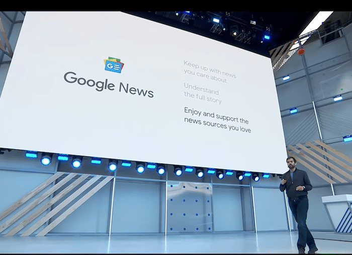 "The Absence of the Term ""Fake News"" in Google News' Overhauled Objectives Worries Me"