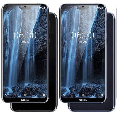 Nokia X6 with 19:9 Display and a Dual Rear Camera Launched in China