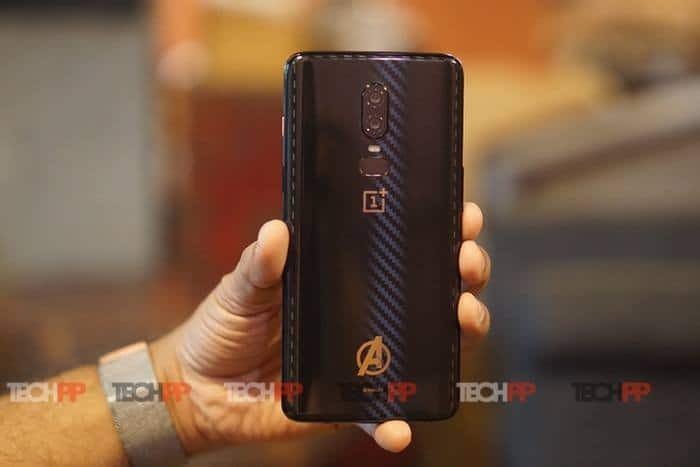 oneplus 6 avengers edition review 6