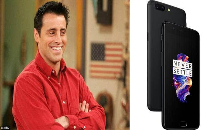 """I'll be there for you"": If OnePlus Phones were Friends Characters"