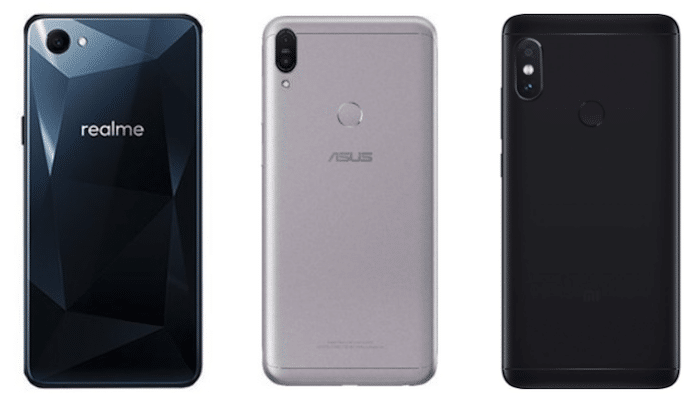 RealMe 1 vs Asus Zenfone Max Pro (M1) vs Xiaomi Redmi Note 5 Pro: What's Different?