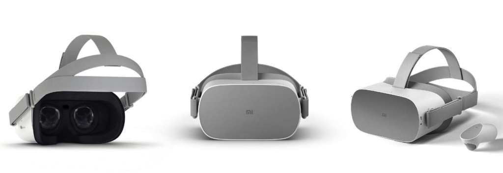 xiaomi standalone VR headsets