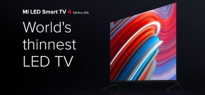 Xiaomi Partners with Dixon Technologies to Manufacture Mi TVs in India