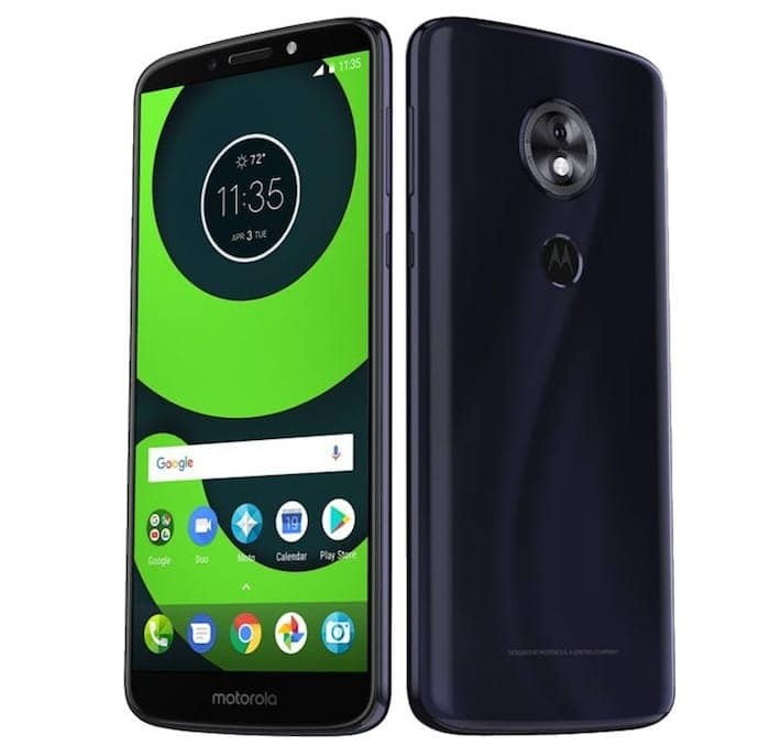 How does the Moto G6 Play Compare with the Competition from Redmi, RealMe, and others