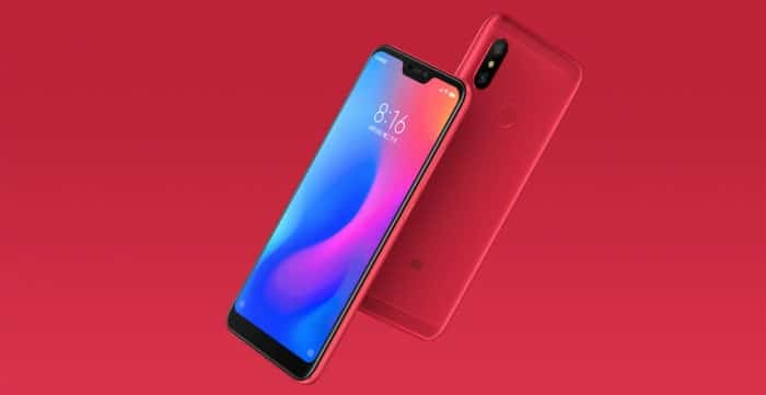 Xiaomi Announces the Redmi 6 Series in India for a Starting Price of Rs 5,999