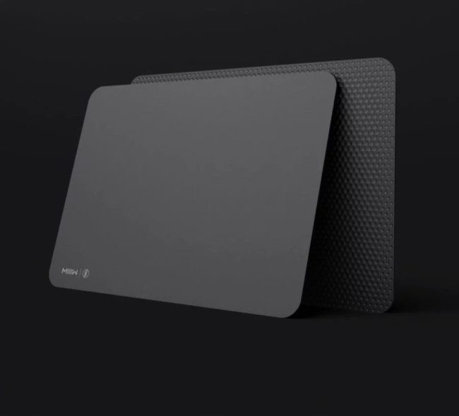 Xiaomi Mi Smart Mouse Pad with RGB Lighting and Wireless Charging Launched