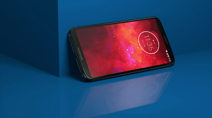 Motorola's new Z3 Play Features a Tall Screen and Dual-Cameras