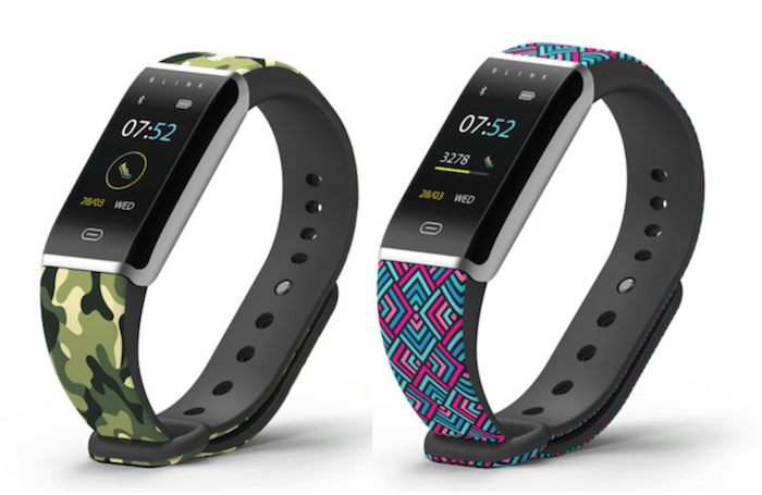 Myntra's First Wearable, Blink Go Offers a Heart Rate Scanner and Designer Straps for Rs 2,099
