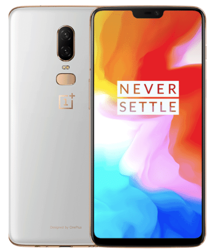 OnePlus 6 Silk White Limited Edition will be Available on Amazon.in on June 5