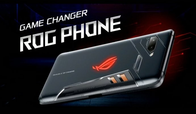 Asus ROG Smartphone is the Latest Gaming Phone with 90Hz AMOLED display, up to 512GB Storage