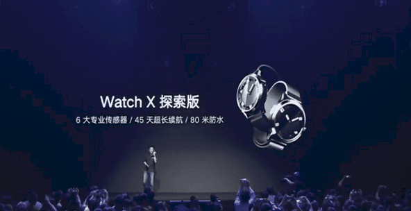 Lenovo Watch X Launched with 6 Sensors and up to 45 Days Standby Time