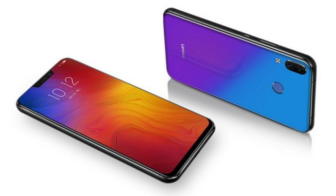 Lenovo Z5 Unveiled with Snapdragon 636 and Notch Display