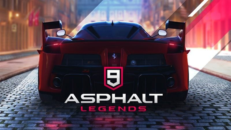 Asphalt 9: Legends is available for Download on Android and iOS