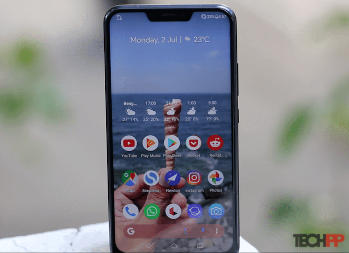 Asus Zenfone 5Z gets Support for Navigation Gestures with Latest Update