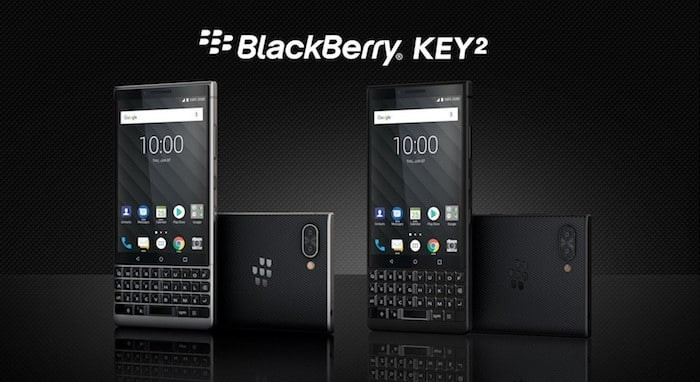BlackBerry KEY2 Arrives in India for Rs 42,990