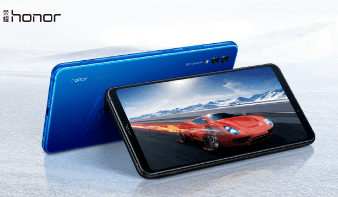 Honor Note 10 Launched with Huge 6.95-inch Display, Kirin 970 and 5000mAh Battery