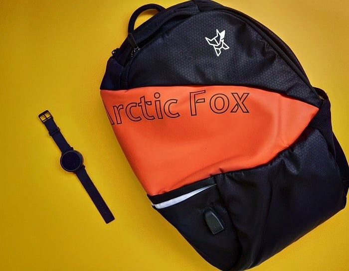 Arctic Fox Chameil Backpacks - Color Changing Bags anyone?