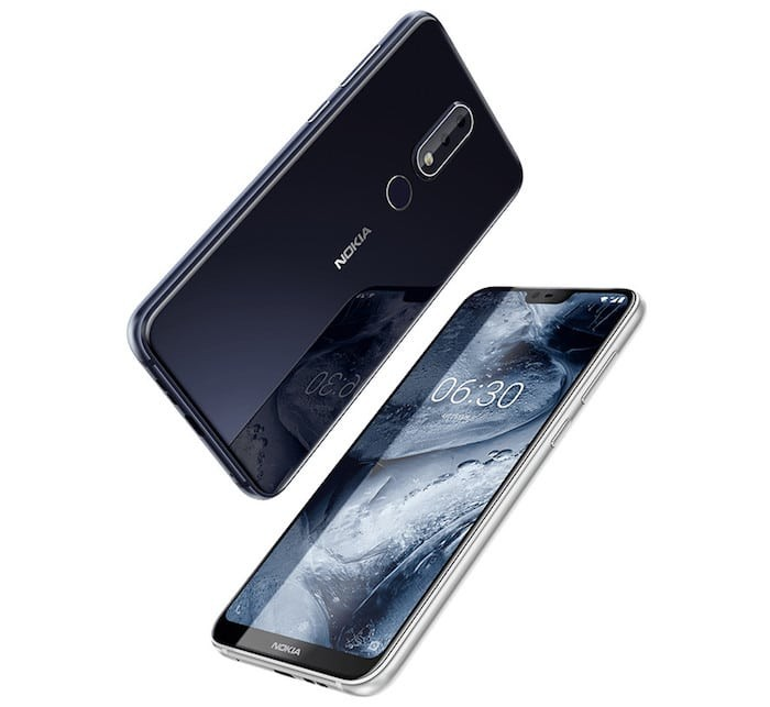 Nokia X6 Arrives in India as Nokia 6.1 Plus for a Starting Price of Rs 15,999