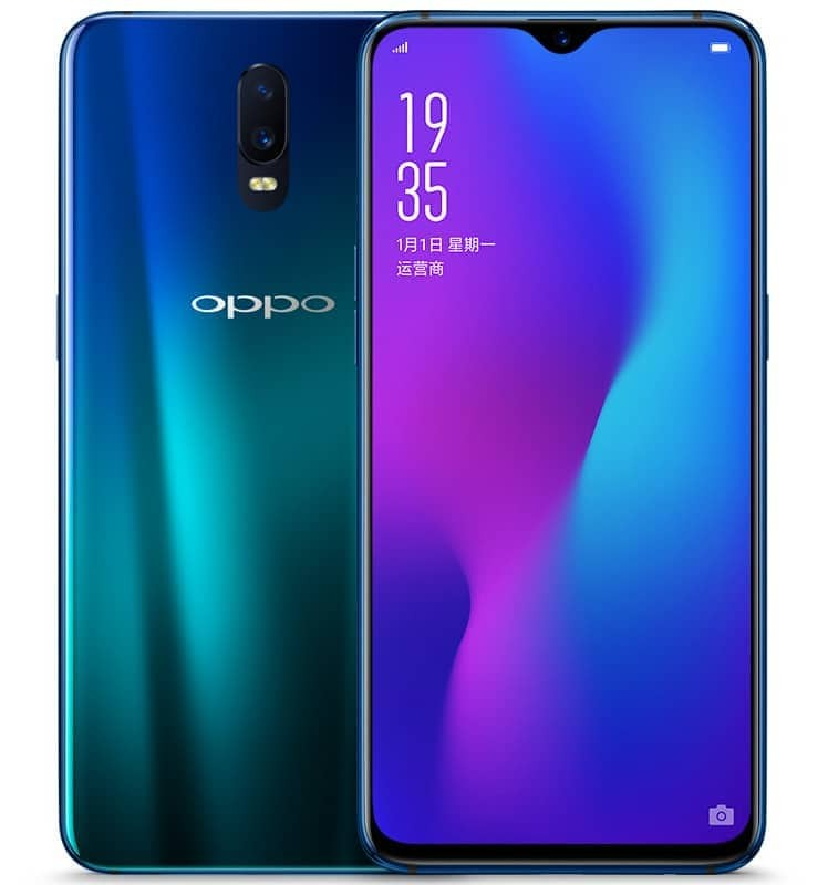Oppo R17, the First Smartphone with Snapdragon 670, Goes Official in China for 3,499 Yuan